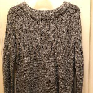 Gray sweater never worn